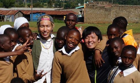 ジョーブログ in ケニア